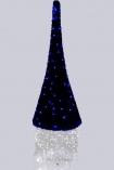 Конус Световой с бахрамой 190см