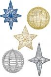 Декоративные конструкции в ассортименте